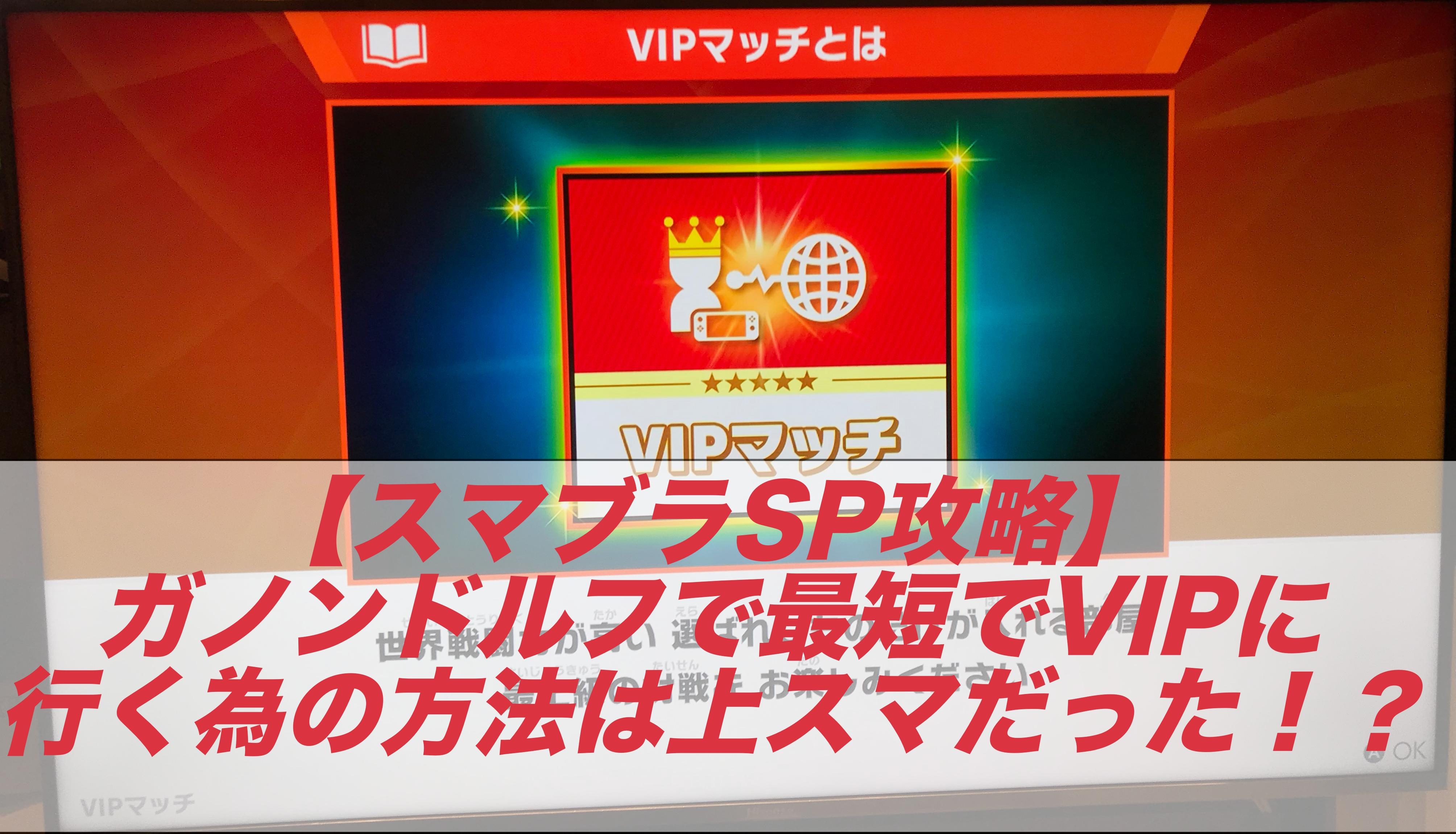 Vip 最新 スマブラ ボーダー